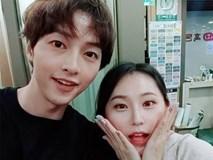 Song Joong Ki bất ngờ gây tranh cãi khi lộ ảnh tươi vui cùng gái lạ giữa ồn ào ly hôn Song Hye Kyo
