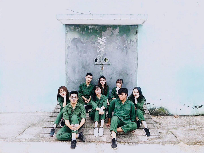 Chùm ảnh học quân sự tuyệt đẹp tại Xuân Hoà: Lăn lộn 30 ngày đêm ở đây, đời sinh viên còn gì để tiếc nuối-3