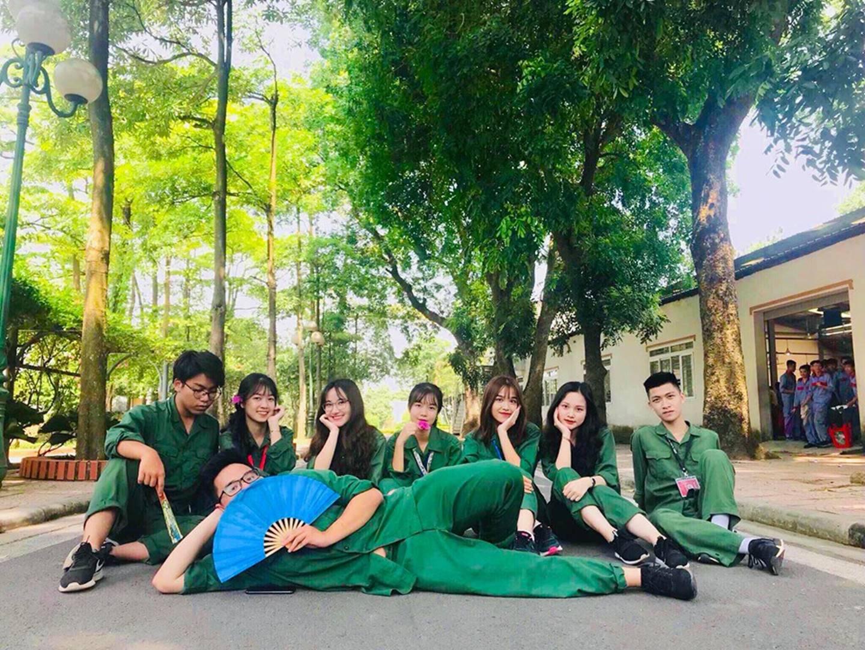 Chùm ảnh học quân sự tuyệt đẹp tại Xuân Hoà: Lăn lộn 30 ngày đêm ở đây, đời sinh viên còn gì để tiếc nuối-7