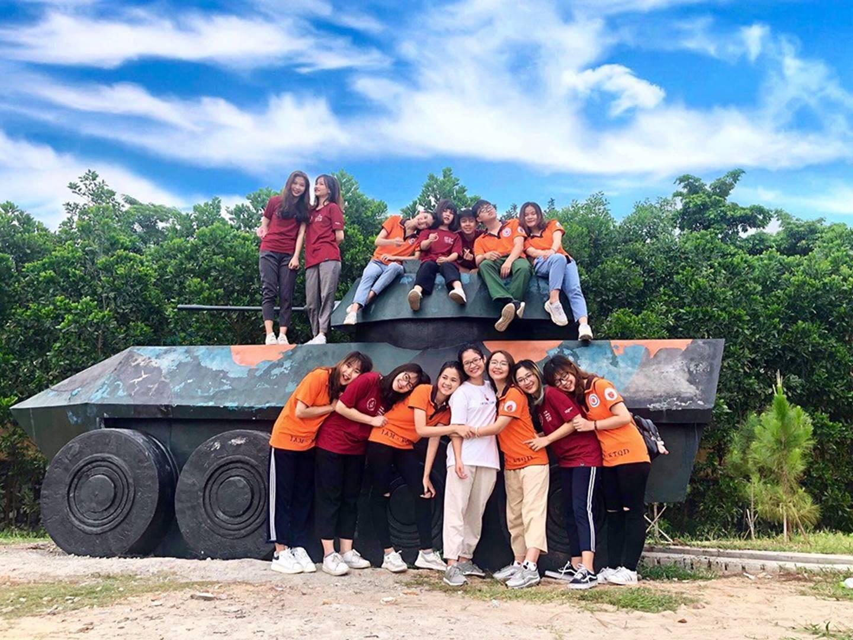 Chùm ảnh học quân sự tuyệt đẹp tại Xuân Hoà: Lăn lộn 30 ngày đêm ở đây, đời sinh viên còn gì để tiếc nuối-8