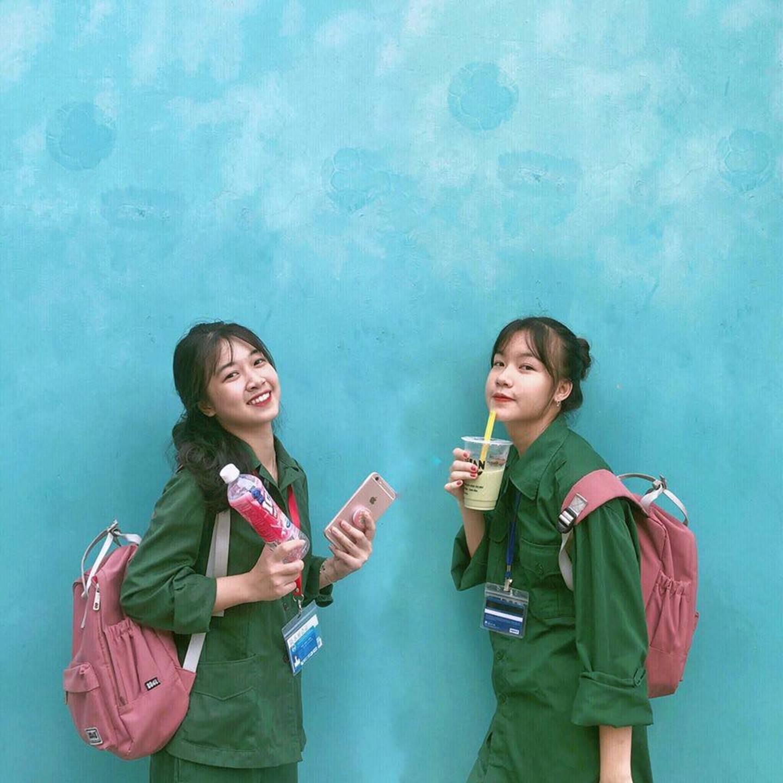 Chùm ảnh học quân sự tuyệt đẹp tại Xuân Hoà: Lăn lộn 30 ngày đêm ở đây, đời sinh viên còn gì để tiếc nuối-10