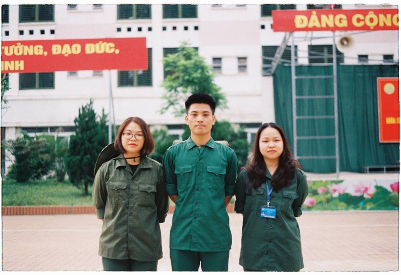 Chùm ảnh học quân sự tuyệt đẹp tại Xuân Hoà: Lăn lộn 30 ngày đêm ở đây, đời sinh viên còn gì để tiếc nuối-11