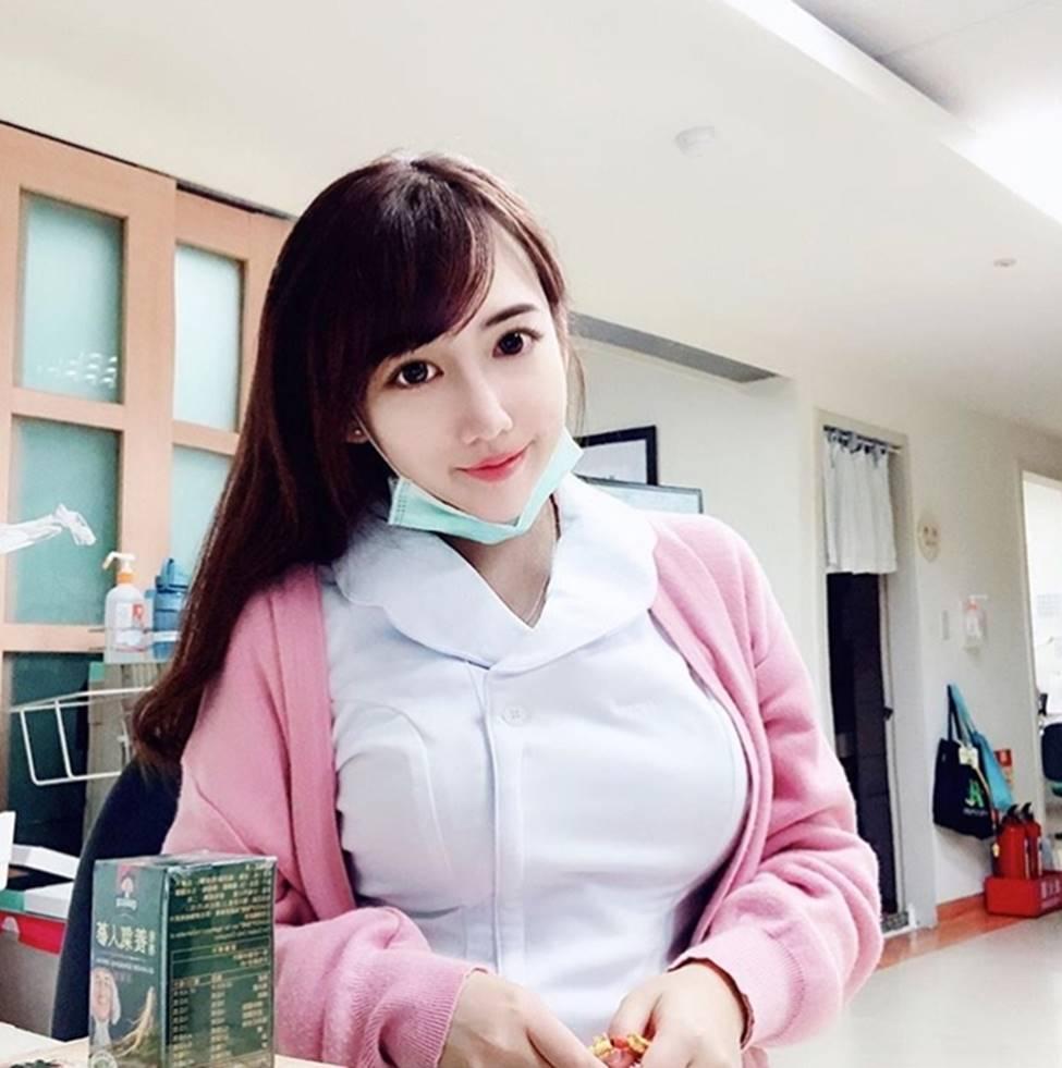 Đài Loan đích thị xứ sở của những cô y tá đẹp như tiên-6