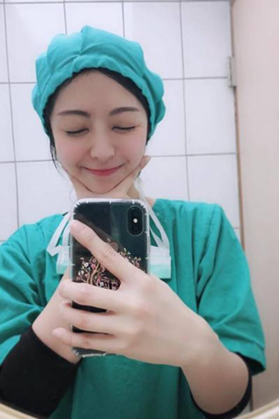 Đài Loan đích thị xứ sở của những cô y tá đẹp như tiên-20