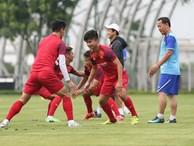 Tiền vệ Việt kiều Martin Lo quyết ghi điểm với HLV Park Hang Seo