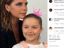 Con gái rượu của Beckham xuất hiện cực thần thái khi chụp hình với mẹ, fan thích thú vì nụ cười giống hệt một người trong nhà