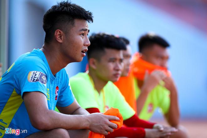 Những thủ thành U23 Việt Nam đang mài quần trên ghế dự bị-2