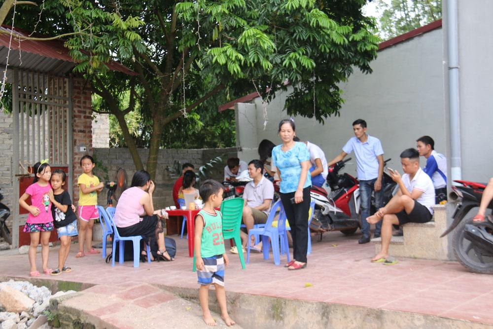Cơ ngơi 3 tầng nhà bà Tân Vlog ở Bắc Giang-9