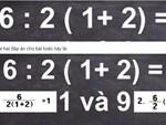 Những bài toán lớp 1 tưởng chừng dễ ăn nhưng nhiều người lớn lại sai một cách ngớ ngẩn-5
