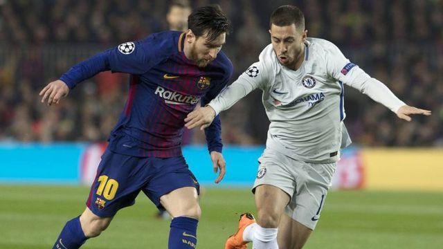 Sang Real Madrid, giá trị của Eden Hazard tăng ngang Messi-1