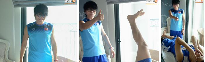 Đình Trọng kiên trì tập hồi phục, hy vọng mong manh kịp bình phục dự SEA Games 30-5