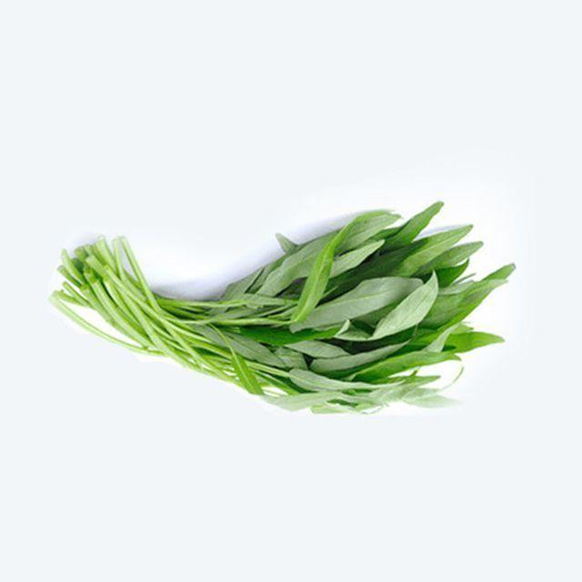 Rau muống ở Việt Nam rẻ bằng cốc trà đá, ra nước ngoài đại gia mới dám mua ăn-1
