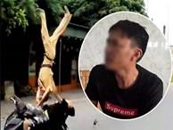 Bố thiếu niên lái xe máy tông CSGT ở Hải Phòng: 'Xem video tôi cứ nghĩ con trai đã chết rồi'