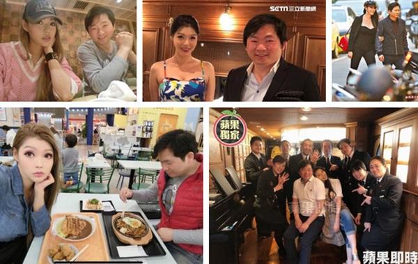 Cặp đôi đũa lệch đình đám Đài Loan: Tỷ phú xấu xí cưa đổ siêu mẫu nóng bỏng sau 10 lần cầu hôn và cuộc sống hôn nhân khiến ai cũng ngã ngửa-3