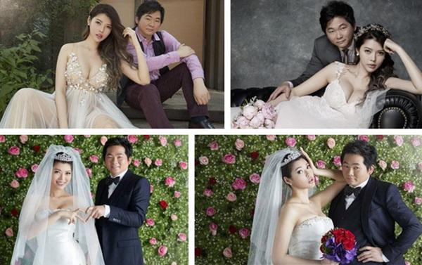 Cặp đôi đũa lệch đình đám Đài Loan: Tỷ phú xấu xí cưa đổ siêu mẫu nóng bỏng sau 10 lần cầu hôn và cuộc sống hôn nhân khiến ai cũng ngã ngửa-4