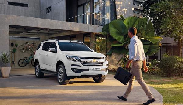 Chevrolet Trailblazer - 'bạn đồng hành' lý tưởng của gia đình Việt-2
