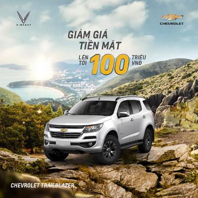 Chevrolet Trailblazer - 'bạn đồng hành' lý tưởng của gia đình Việt-3