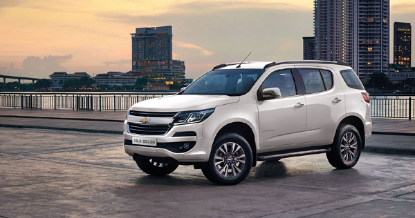 Chevrolet Trailblazer - 'bạn đồng hành' lý tưởng của gia đình Việt-1