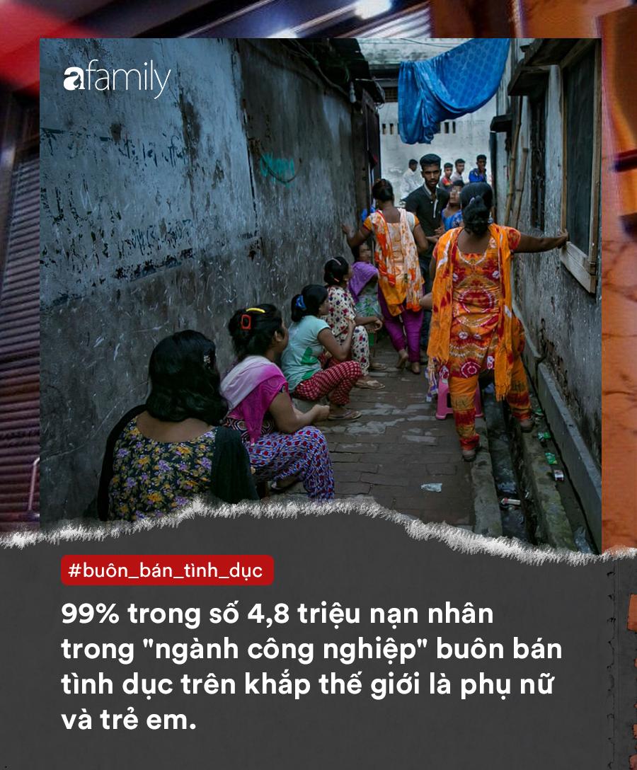 Nơi tận cùng khổ đau trên thế giới: Những bé gái bị chồng, người thân bán cho nhà thổ, bị hãm hiếp liên tục và những sự thật chua chát-4