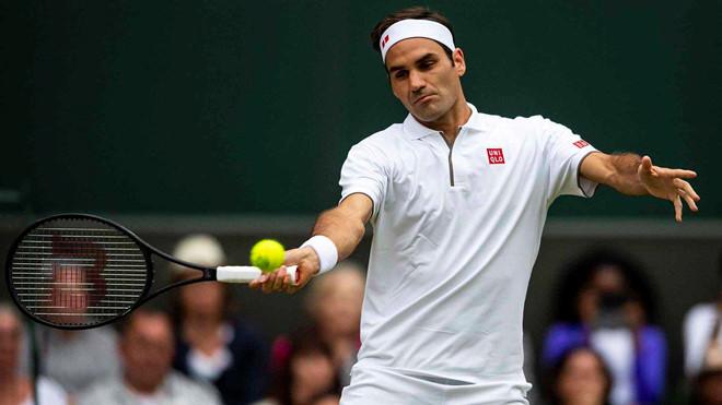 Roger Federer đối đầu Nadal tại bán kết Wimbledon-1