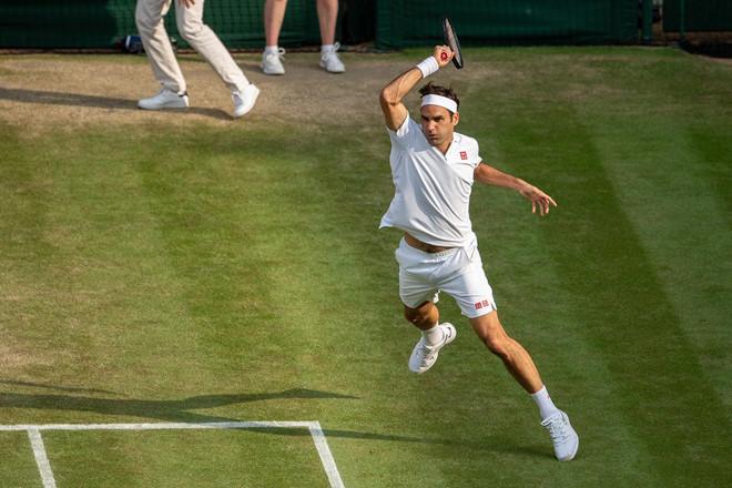 Roger Federer đối đầu Nadal tại bán kết Wimbledon-2