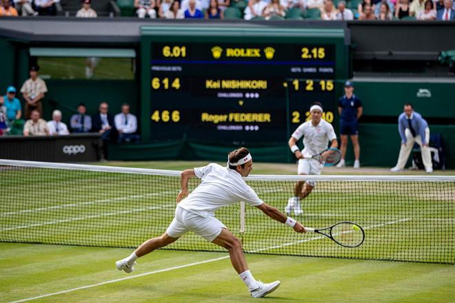 Roger Federer đối đầu Nadal tại bán kết Wimbledon-3