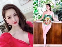 Cựu hot girl Tâm Tít mặc bikini gợi cảm dáng chữ S, fan xuýt xoa