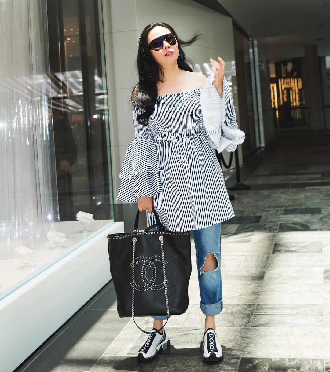 4 lý do khiến Phượng Chanel thường xuyên mix đồ tréo ngoe, chị em công sở nhớ kỹ để tránh mặc xấu-9