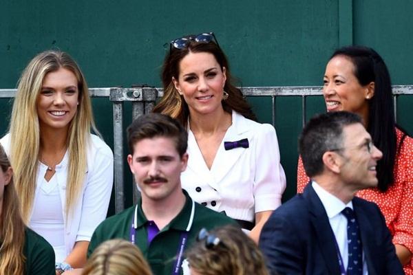 Mới làm dâu hoàng gia đã tỏ thái độ chảnh chọe, Meghan Markle còn phải chạy dài mới theo kịp chị đại Kate, đẳng cấp là phải thế này đây-4