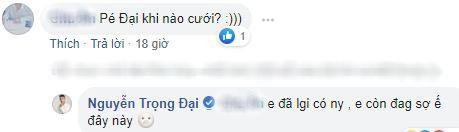 Trọng Đại và bạn gái Huyền Trang: Nghi vấn rạn nứt tình cảm vì tham vọng thi hoa hậu-2