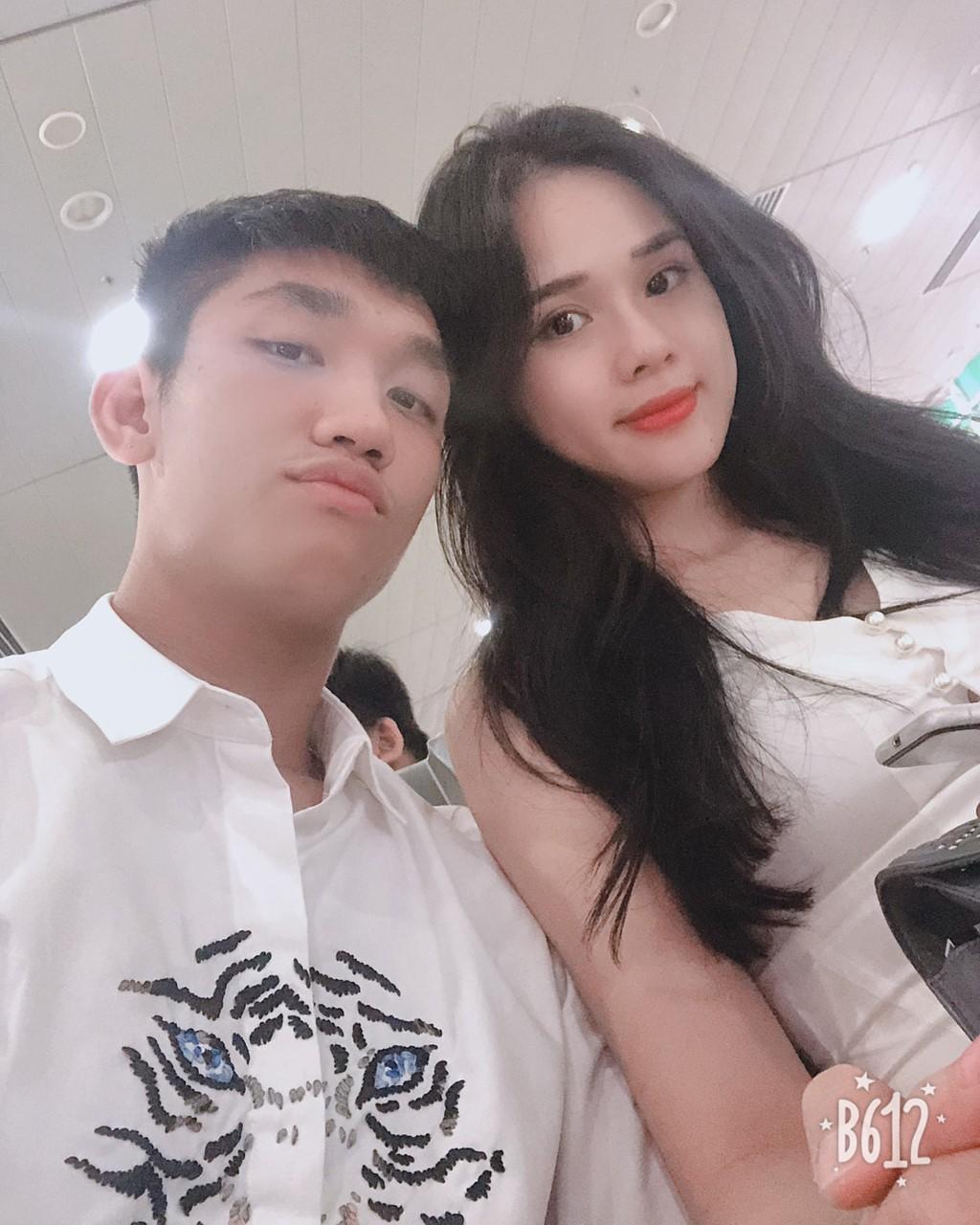Trọng Đại và bạn gái Huyền Trang: Nghi vấn rạn nứt tình cảm vì tham vọng thi hoa hậu-1