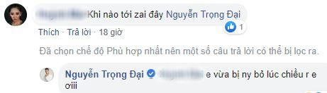 Trọng Đại và bạn gái Huyền Trang: Nghi vấn rạn nứt tình cảm vì tham vọng thi hoa hậu-3