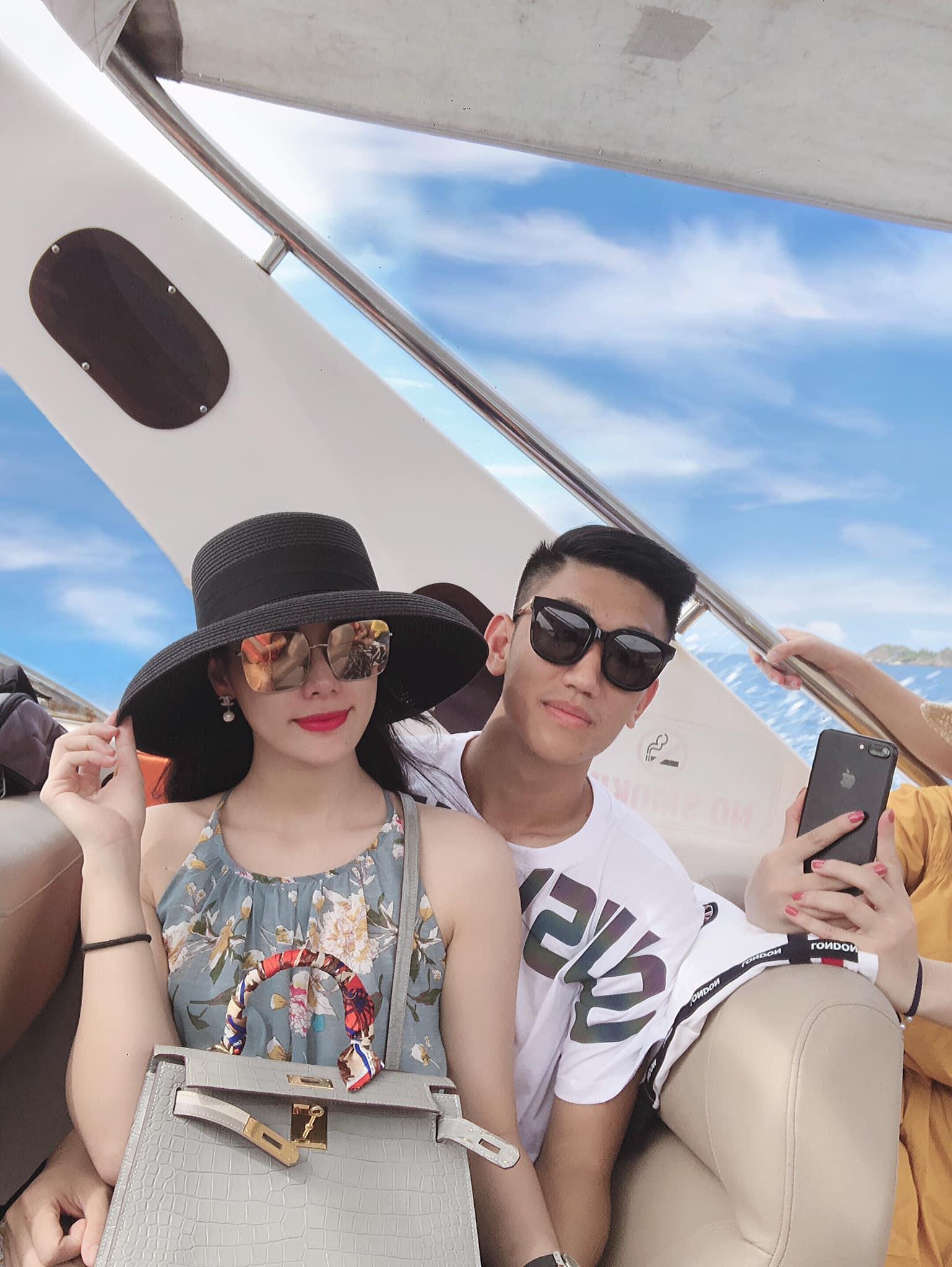 Trọng Đại và bạn gái Huyền Trang: Nghi vấn rạn nứt tình cảm vì tham vọng thi hoa hậu-6