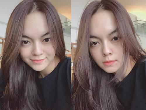 1 năm sau ly hôn, Phạm Quỳnh Anh gây sốt với nhan sắc trẻ trung khi để mặt mộc-1