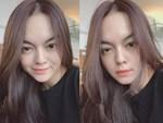 Phạm Quỳnh Anh ngày càng xinh đẹp và gợi cảm, tung bộ ảnh đơn sắc mừng tuổi 35 mà ngỡ 25-7