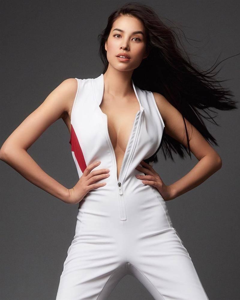 Được tung hô là Hoa hậu Quốc dân nhưng Phạm Hương vẫn không làm được điều này như Hương Giang-4