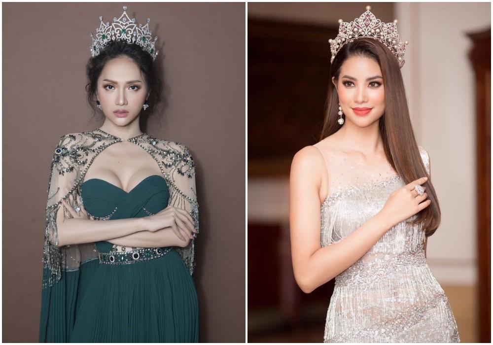 Được tung hô là Hoa hậu Quốc dân nhưng Phạm Hương vẫn không làm được điều này như Hương Giang-5