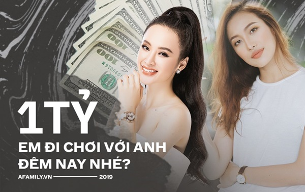 Mỹ nhân Việt thi nhau khoe chiến tích được đại gia mời chào bao nuôi: Đừng biến những cuộc ngã giá tình - tiền thành chiêu trò đánh bóng bản thân-1