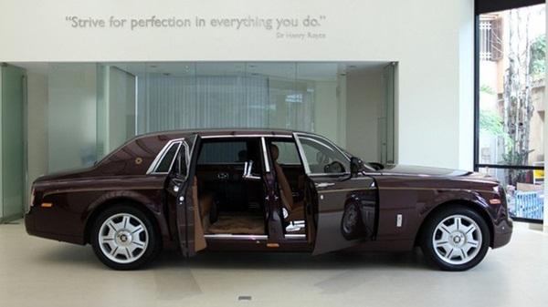 Ngắm Rolls-Royce Phantom 43 tỷ đồng của ông Lê Thanh Thản-2