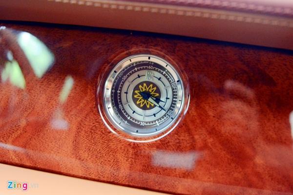 Ngắm Rolls-Royce Phantom 43 tỷ đồng của ông Lê Thanh Thản-4