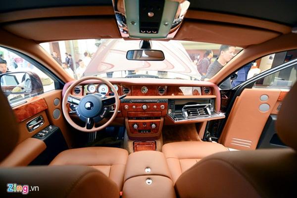 Ngắm Rolls-Royce Phantom 43 tỷ đồng của ông Lê Thanh Thản-5