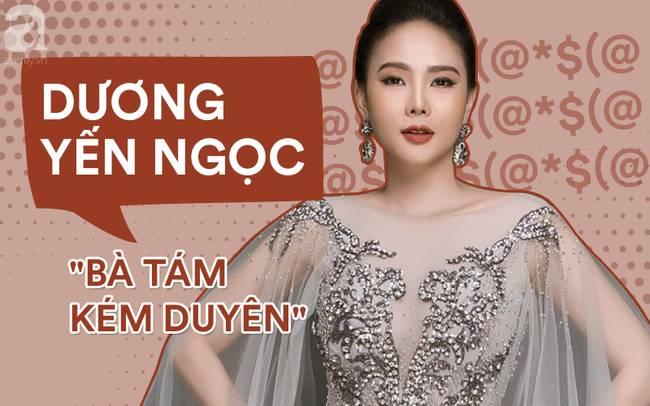 """Mâm nào cũng nhảy"""", Dương Yến Ngọc xứng đáng được phong danh hiệu Bà tám kém sang nhất Vbiz""""-1"""