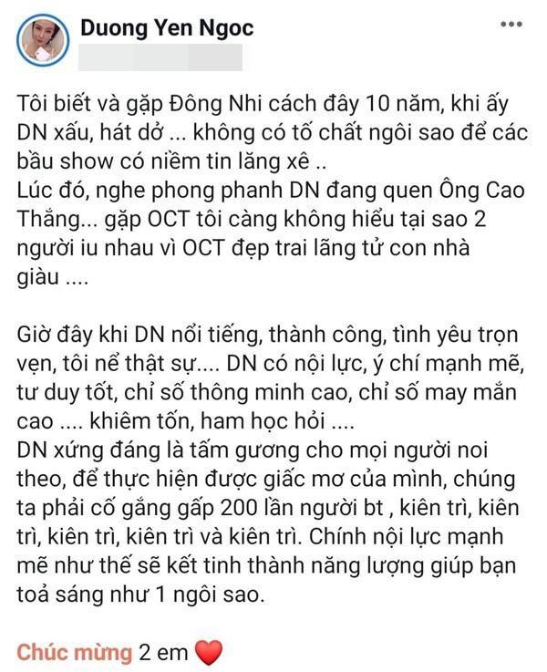 """Mâm nào cũng nhảy"""", Dương Yến Ngọc xứng đáng được phong danh hiệu Bà tám kém sang nhất Vbiz""""-3"""