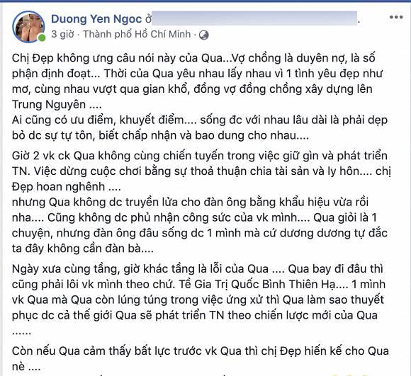 """Mâm nào cũng nhảy"""", Dương Yến Ngọc xứng đáng được phong danh hiệu Bà tám kém sang nhất Vbiz""""-5"""