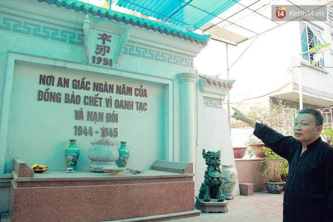 Người đàn ông 14 năm thắp hương trong khu nhà đói giữa Hà Nội: Tôi trông coi đồng bào, không ai cấm được-6