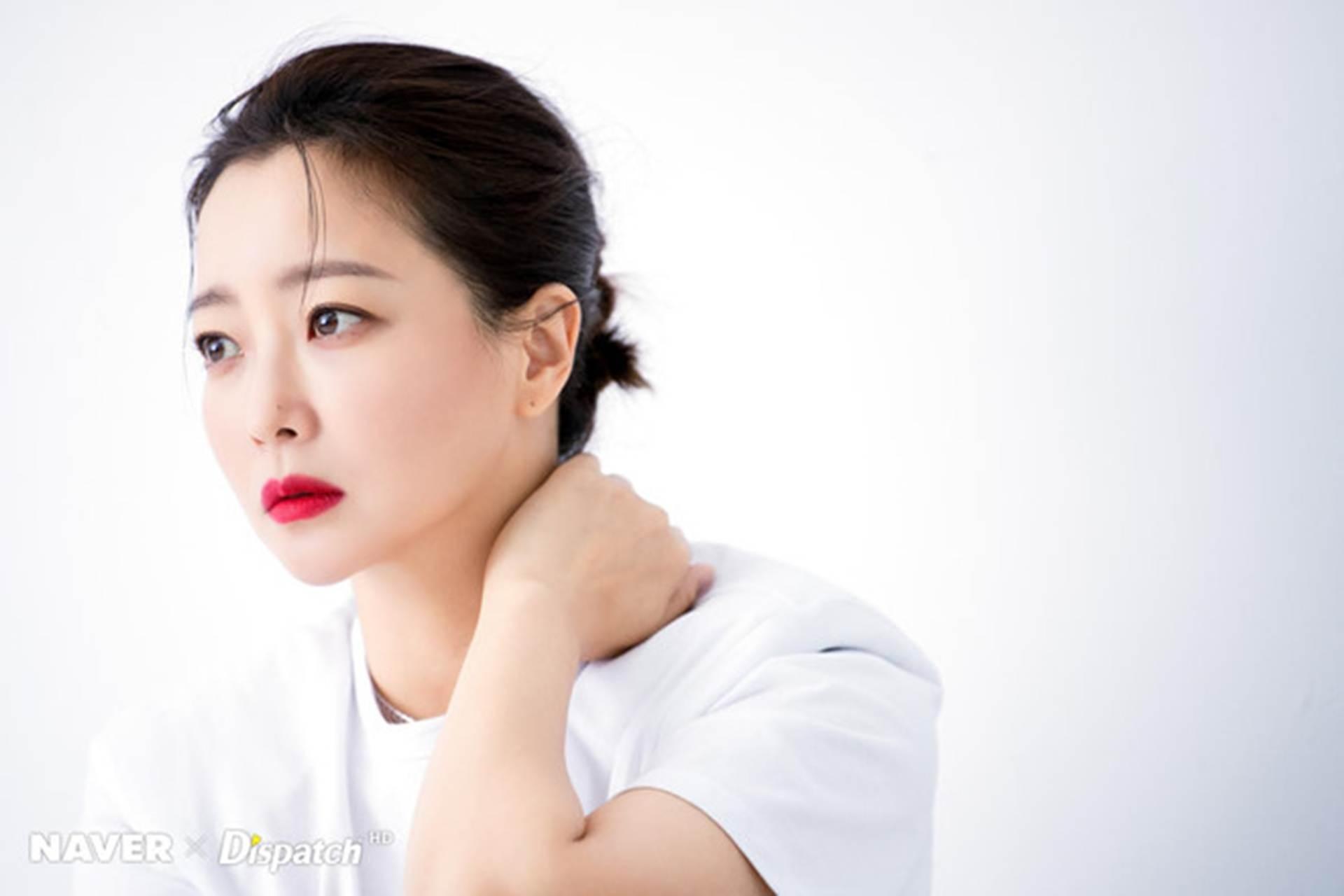 Kim Hee Sun - biểu tượng sắc đẹp trẻ trung ở tuổi 42-5