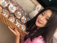 Kim Hee Sun - biểu tượng sắc đẹp trẻ trung ở tuổi 42