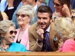 David Beckham thân thiết bên con trai sau tin đồn bất hòa-3