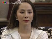 Trở lại màn ảnh hậu ly hôn, Quỳnh Nga liên tục bị netizen chê diễn đơ, thiếu cảm xúc trong