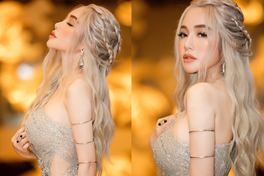 Elly Trần photoshop quá đà đến cong vênh cả đồ vật-1